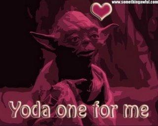Yoda Valentine