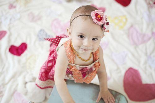 Lyla Blanket and dress 023